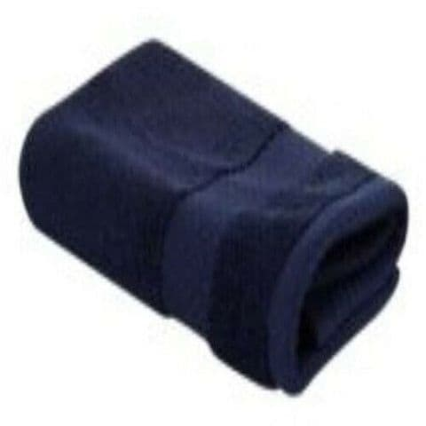 Plain Cotton Basic Soft Face Cloth Flannel - Navy - Twin pack